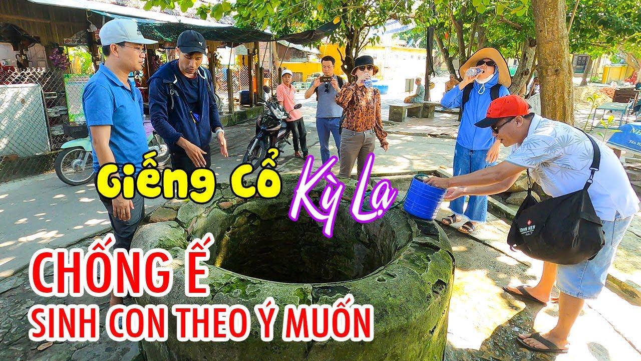 kham-pha-gieng-co-champa-chong-e-va-sinh-con-theo-y-muon-tren-dao-xanh