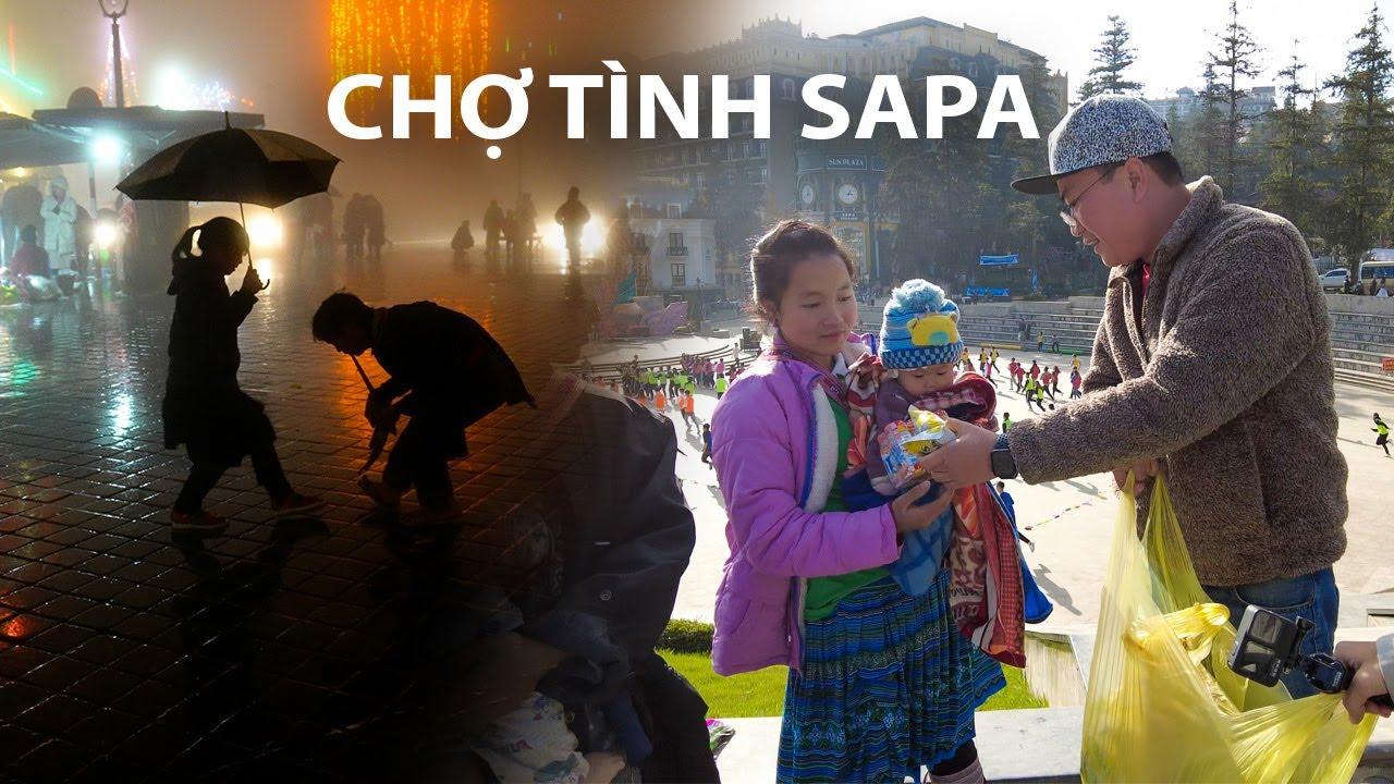CHỢ TÌNH SAPA và Câu chuyện về những đứa bé | DU LỊCH SAPA