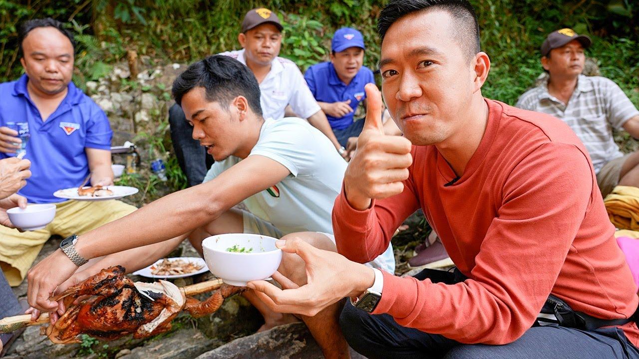 Du lịch Khám phá Thủ phủ Sâm Ngọc Linh trải nghiệm Ẩm thực Lợn Nướng Lon Bia và Gà Rừng Nướng Mọi
