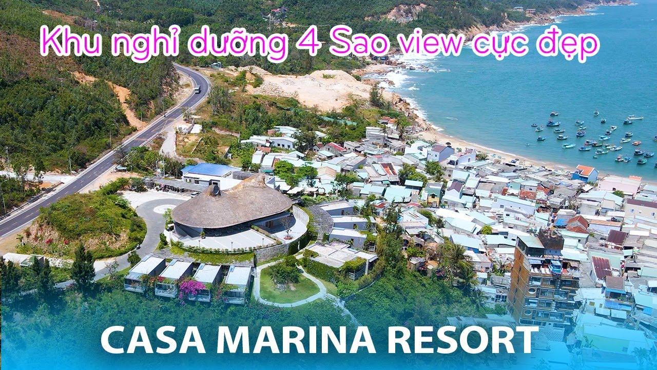 CASA MARINA RESORT QUY NHƠN | Khu nghỉ dưỡng 4 Sao có view cực đẹp tại Ghềnh Ráng