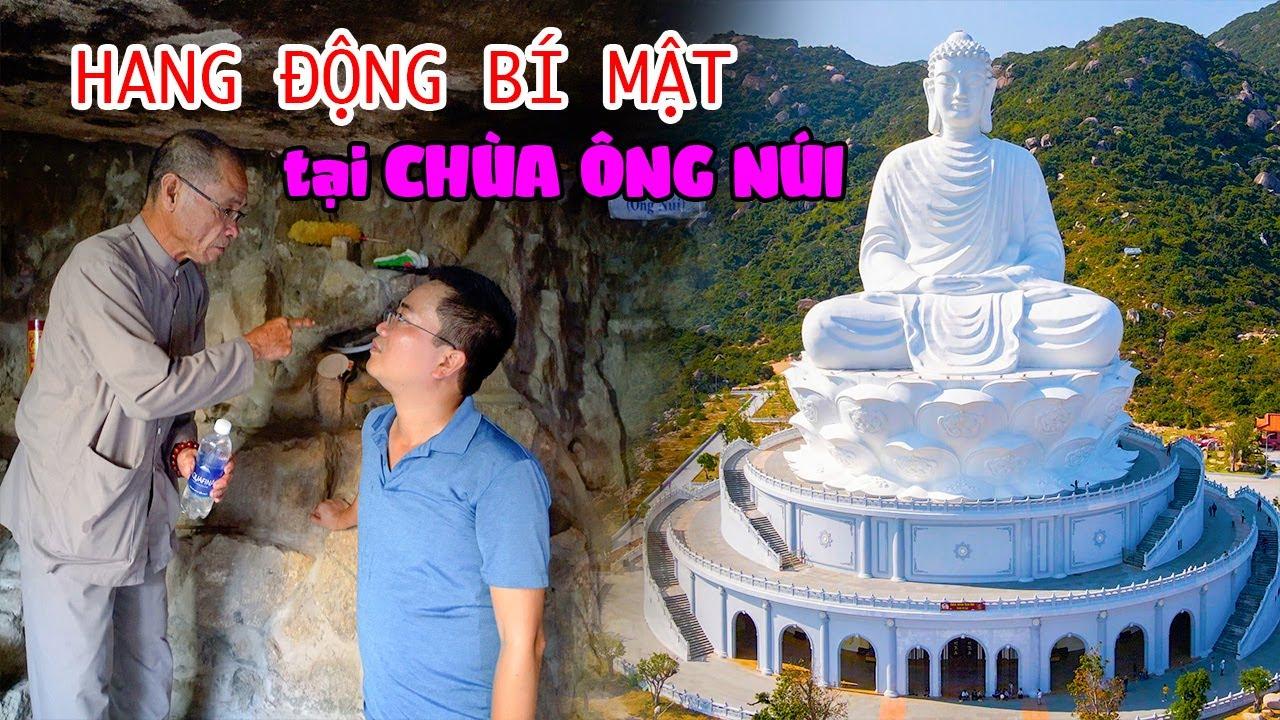 Khám phá HANG ĐỘNG BÍ MẬT linh thiêng trên đỉnh Chùa Ông Núi | DU LỊCH QUY NHƠN