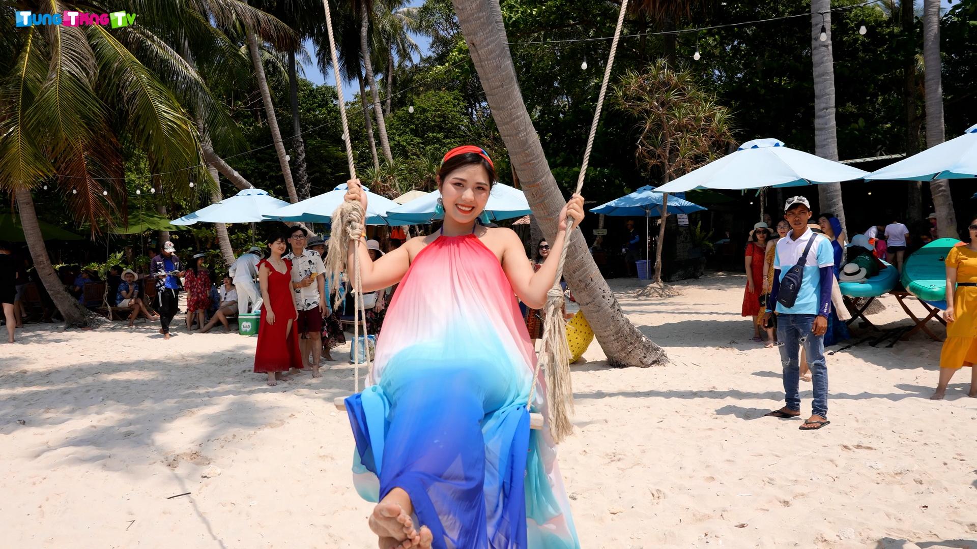 Khám phá Tour Cano 4 Đảo Phú Quốc và Lặn ngắm San hô