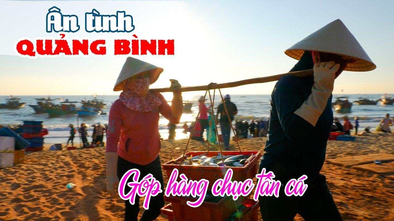 Ấm lòng người Quảng Bình góp hàng chục tấn cá giúp đỡ bà con vùng dịch Covid 19 tại TP Hồ Chí Minh